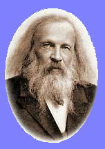 an overview of the periodic table by dmitri mendeleev and a brief biography of the russian chemist Overview a very short history  as can be seen from the periodic table first proposed in 1869 by the russian chemist dmitri mendeleev  mendeleev's periodic.